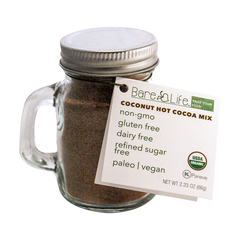 Organic Coconut Hot Cocoa Mix  |  Taster