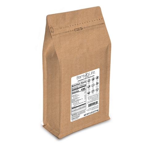 Organic Coconut Hot Cocoa Mix | 5lb Food Service Bulk (SKU | BLHCB5LB)