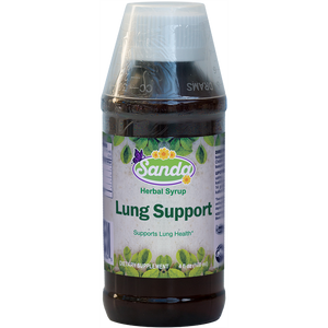 Lung Support Syrup - Sirup za Pluća