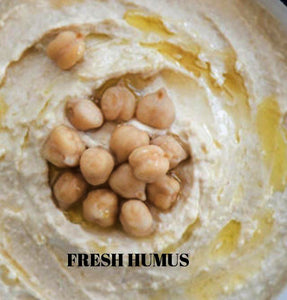 SKIN-LESS CHICK PEAS HUMUS