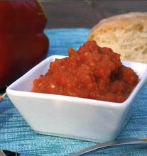 COOKED MOROCCAN PIEMENTO SWEET PEPPERS SPREAD