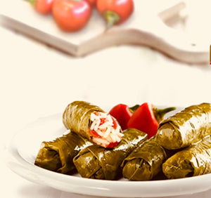 SWEET & SPICY DOLMAS
