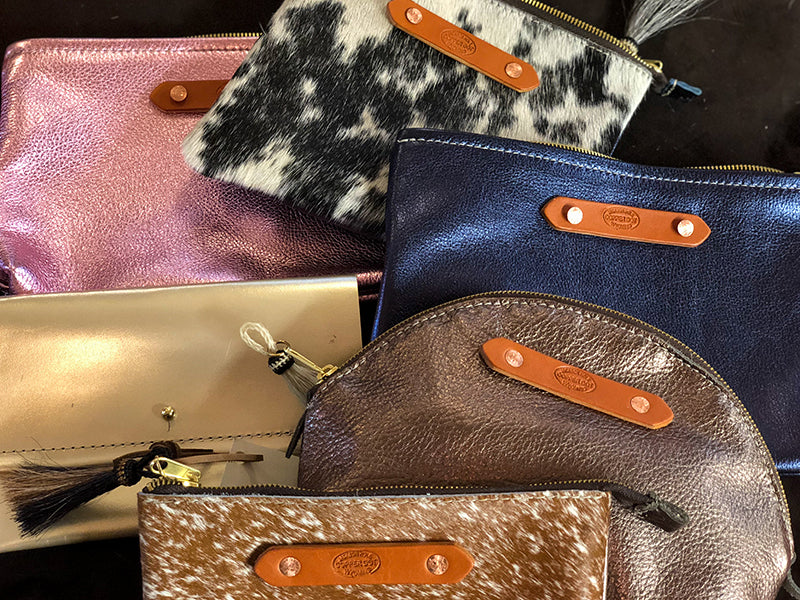 Ltd Edition Shimmer Clutches