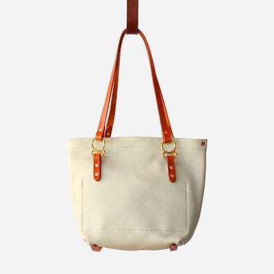 Cream No. 1 Tote