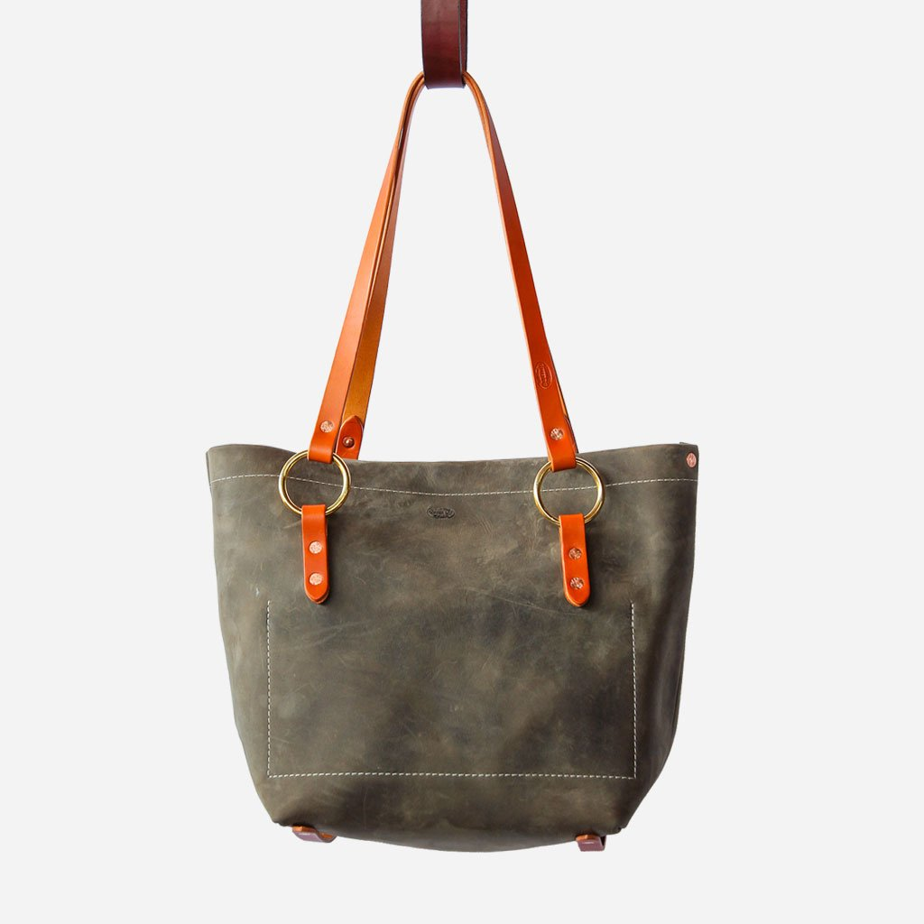 Grey Oil No. 1 Tote