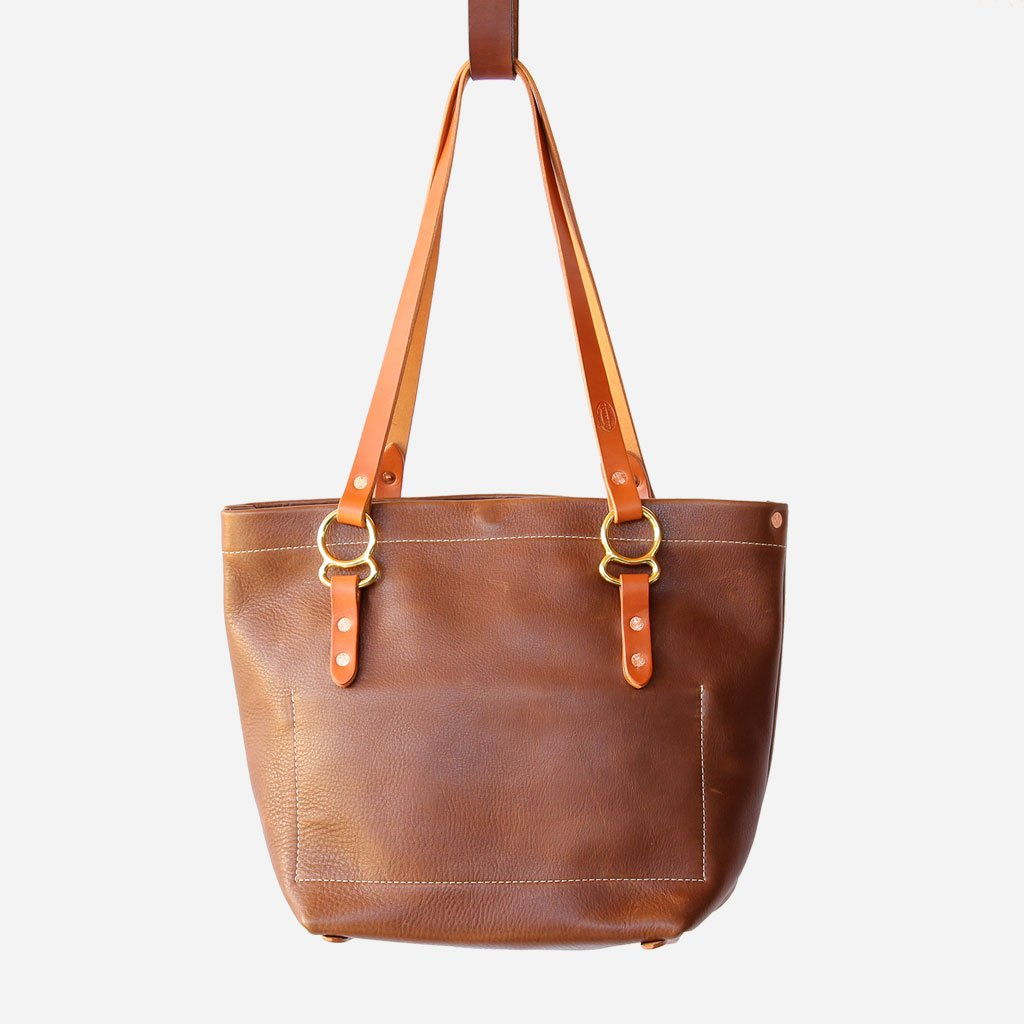 Walnut Chap No. 1 Tote