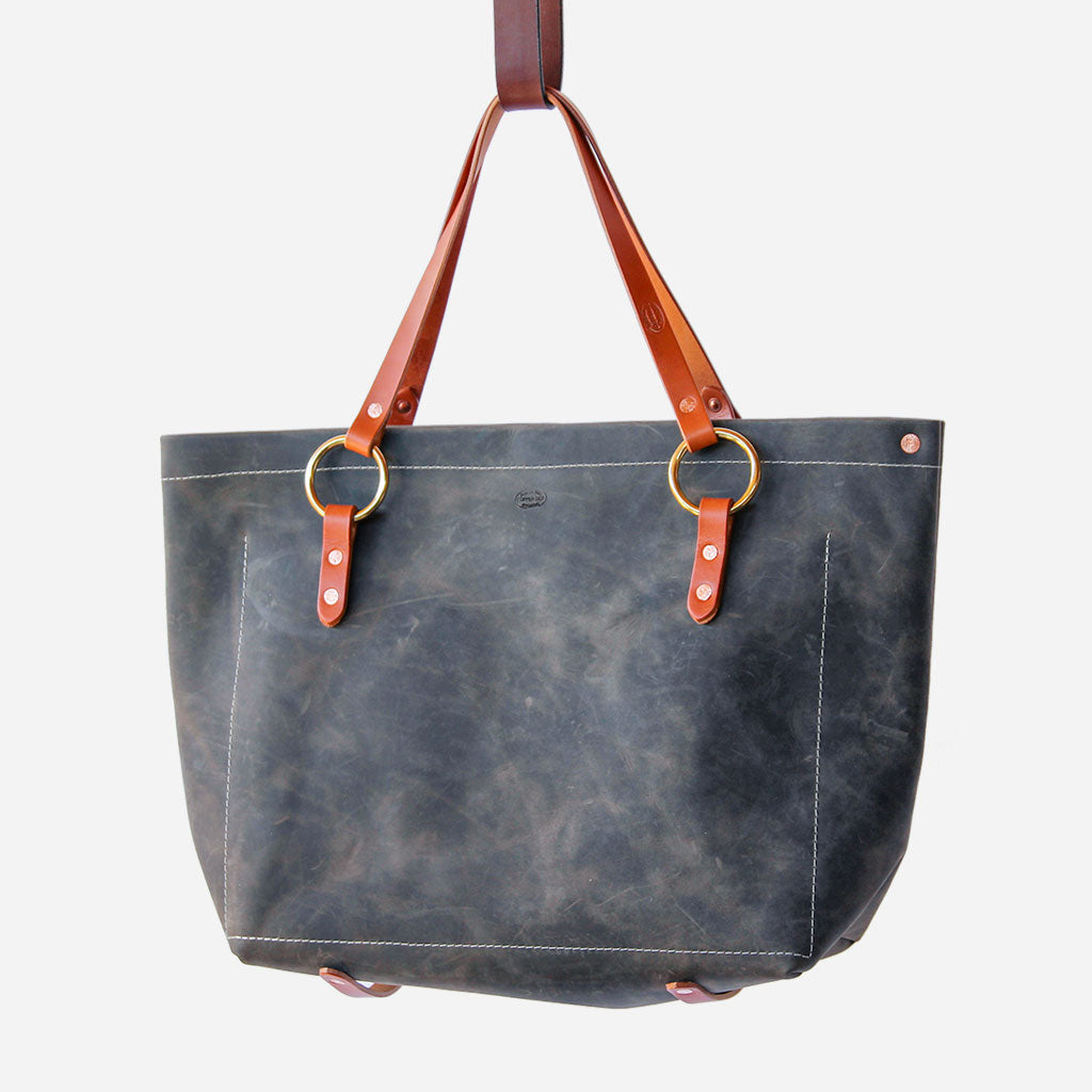 Grey Oil No. 2 Tote