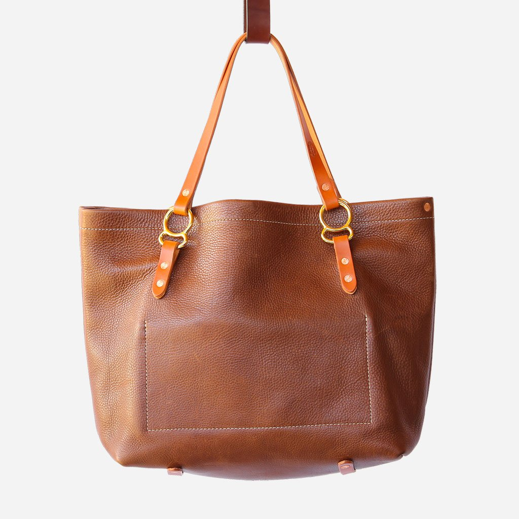 Walnut Chap No. 2 Tote