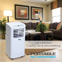 iFan Portable Air Conditioner 9000 BTU (IF9090)