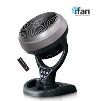 "iFan 12"" ""Power Fan"" & High Velocity Fan, Desk, Table fan, Floor Fan Air Circulator (IF9626), Fan, iFan, PowerPacSG- PowerPacSG"