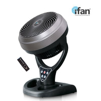"DS -iFan 12"" ""Power Fan"" & High Velocity Fan, Desk, Table fan, Floor Fan Air Circulator (IF9626) - PowerPacSG"