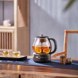 Bear Electric Health Glass Teapot Kettle Multi-Function Pot 1.0L (ZCQ-A10T2) - PowerPacSG