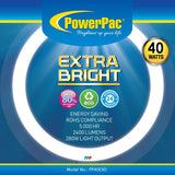 Circular Fluorescent Tube Extra Bright 40W (PP40EXD) - PowerPacSG