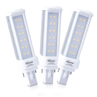 2 Pieces x PowerPac 5W LED PLC Bulb (PP6715WW) - PowerPacSG