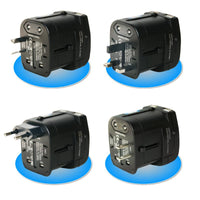 Multi Travel Adapter With 2 USB Charger (PP7977), Extension Socket, PowerPac, PowerPacSG- PowerPacSG