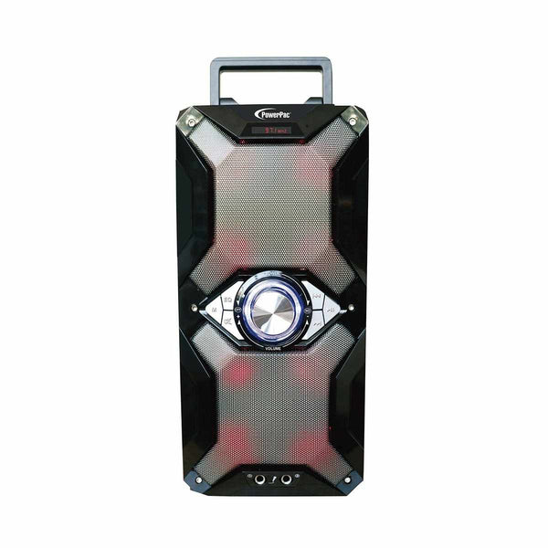 Rechargeable Speaker Karaoke with Bluetooth Function (PPB737), Ac-Dc Adapter, PowerPac, PowerPacSG- PowerPacSG