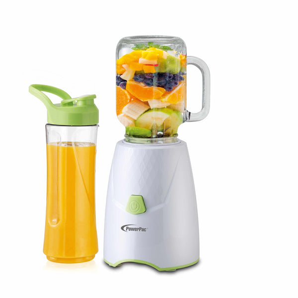 Personal Juice Blender with Mason Jug (PPBL700), Blender, PowerPac, PowerPacSG- PowerPacSG