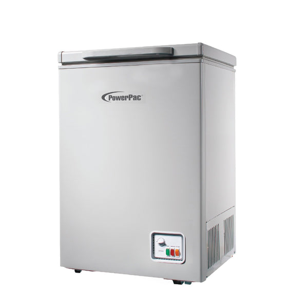 DS-100L CHEST FREEZER CFC FREE (PPFZ100), , PowerPac, PowerPacSG- PowerPacSG