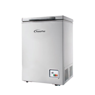 DS -150L CHEST FREEZER CFC FREE (PPFZ150), , PowerPac, PowerPacSG- PowerPacSG