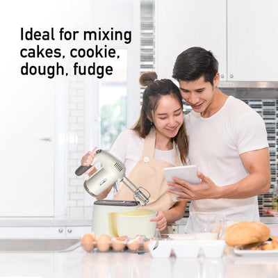 [Bundle Exclusive] 45L Electric Oven + Hand / Stand Mixer With Bowl (PPT45+PPSM208)