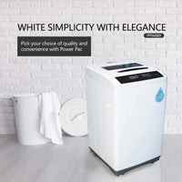 Top Load Washing Machine 9Kg Washload (PPW889), Washing Machine, PowerPac, PowerPacSG- PowerPacSG