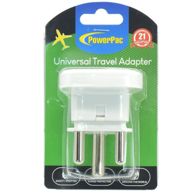 Multi Travel Adapter (PT10BK) South Africa - PowerPacSG