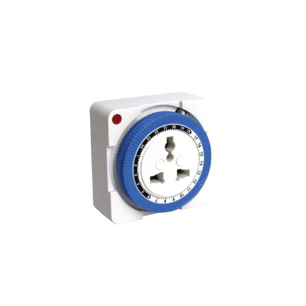 Mechanical 24hrs Timer (TH124), Timer & Door Chime, PowerPac, PowerPacSG- PowerPacSG