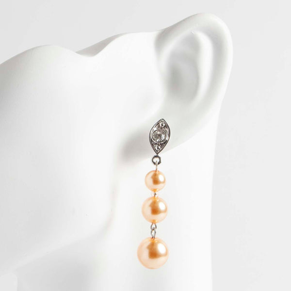 Three Drops Earrings