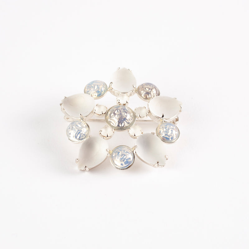 Ice Queen Brooch