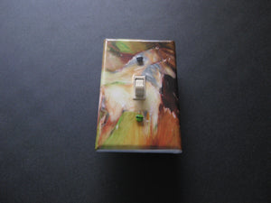 Light Switch Cover (Horses)