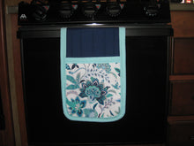 Double Pocket Pot Holder