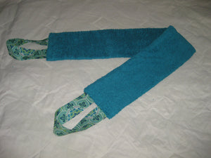 Back Washcloth (Teal)