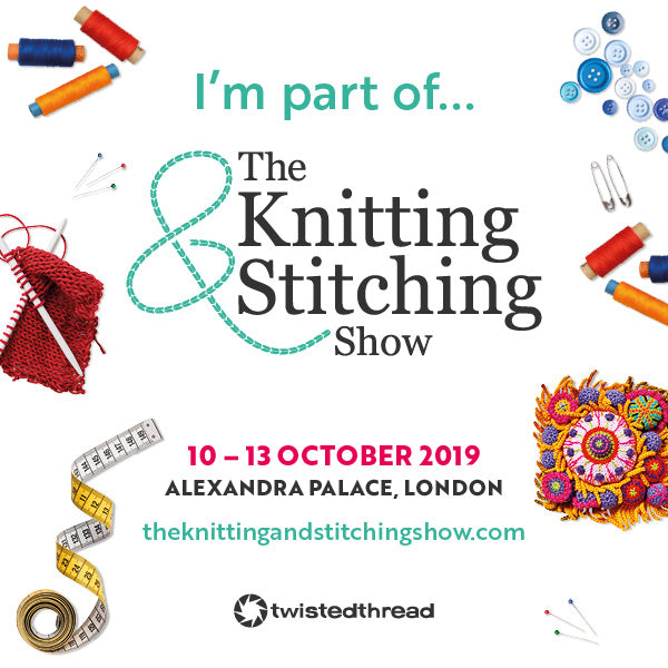 Knitting & Stitching Show Autumn 2019