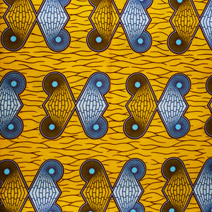 What is African Wax Print Fabric?