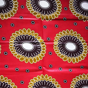 Fat Quarters Various Colours African Print Wax Block Fabric 100% cotton Quilting Ankara Patterned by Dovetailed £1.60 - £3.00 per FQ