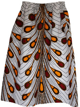 DIGITAL PATTERN - ALTHEA A-LINE SKIRT Sizes 8 - 26 with elasticated waistband and pockets.
