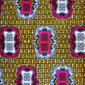 Half yard cuts Various Colours African Print Wax Block Fabric 100% cotton Bag Making Cushions Ankara Patterned by Dovetailed £2.50 - £5.00 per Half Yard
