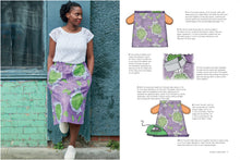 Sewing with African Wax Print Fabric: 25 vibrant projects for handmade clothes and accessories Paperback – 23 Feb. 2021