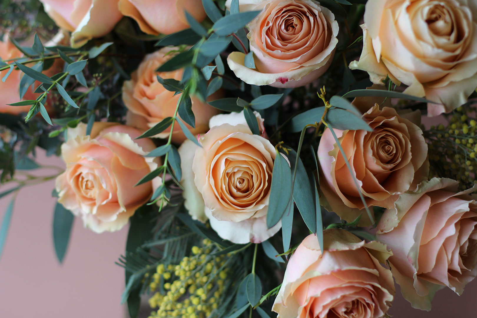 Portland Florist Delivery Plants Local Flower Arrangement Ranunculus Roses Dozen Locally Made Anniversary Sympathy Birthday Congratulations Congrats Valentine's Day