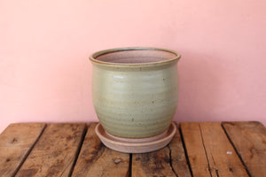 Stephen Moellering Tan Pot