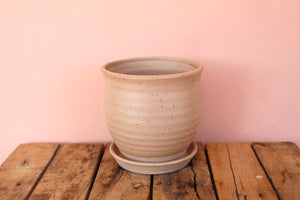 Stephen Moellering Peach Pot