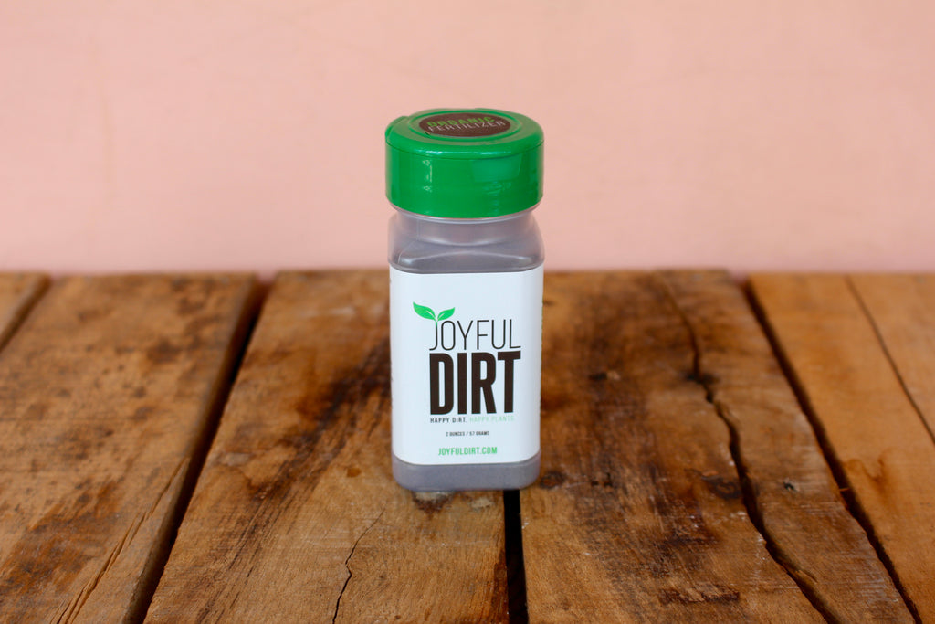 Joyful Dirt Fertilizer 2oz
