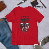 Beard Gang Short-Sleeve Unisex T-Shirt