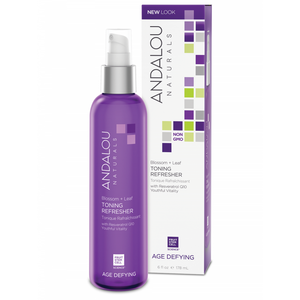 Andalou Naturals Blossom + Leaf Toning Refresher