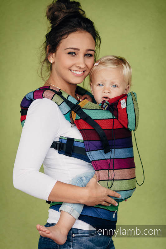 Lenny Lamb Ergonomic Toddler Buckle Carrier