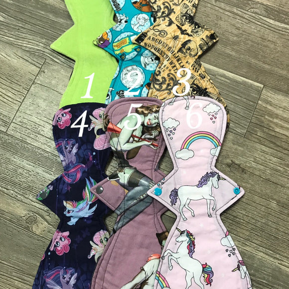 Reusable Menstrual Pads - Super Heavy Absorbency