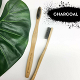 The Future Is Bamboo Charcoal Toothbrush