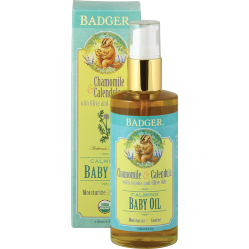 Badger Baby Oil