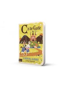 BabyLit Books: C is for Castle