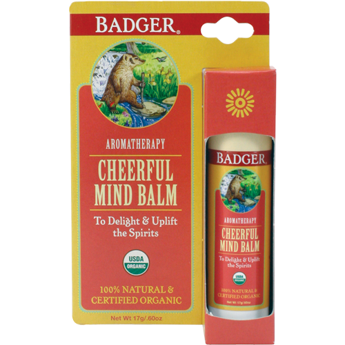 Badger™ Cheerful Mind Balm
